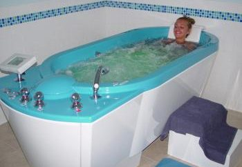 Whirlpool – Bewertungen. Whirlpool von Cellulite und Schlankheits. Wie effektiv ist Massage?