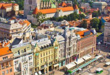 Die Bevölkerung von Kroatien. Religion, Sprache, kurze Beschreibung des Landes