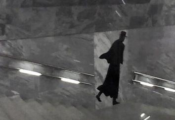 """Die U-Bahn-Station """"Dostoevskaya"""" – ein Ort, der einen Besuch wert ist"""
