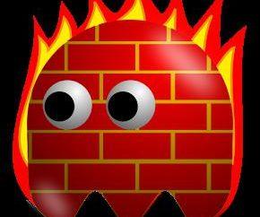 Como desativar o firewall?