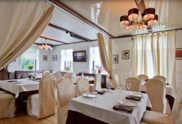 """El restaurante """"taberna"""" (San Petersburgo): opiniones y fotos"""
