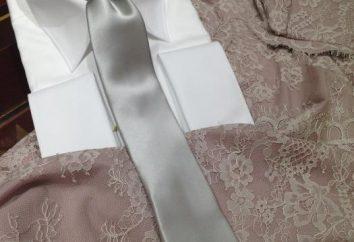Cómo escoger una corbata para una camisa y traje