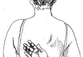 Warum ich Schmerzen auf der linken Seite unter dem Schulterblatt bekommen?