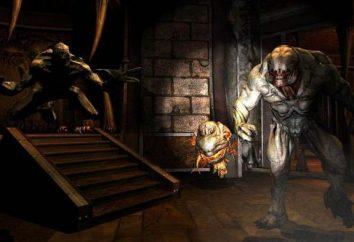 """Revisão do jogo """"Doom 3"""". Códigos para portas e armários"""