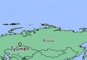 Todas las horas están en Tyumen: hasta qué punto es la capital de petróleo y gas de la administración?