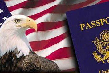 Passaporto degli Stati Uniti: l'ordine di ricevimento, data di scadenza, campione