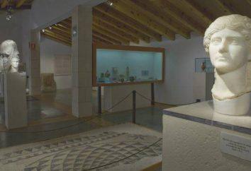 Ten budynek jest Muzeum Archeologiczne w Cuenca, główną atrakcją miasta