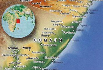 Il Corno Africano (Penisola Somalia)