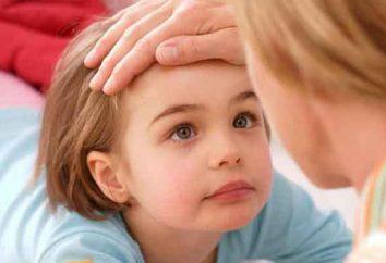 Spuchnięta górna powieka u dziecka: przyczyny i leczenie