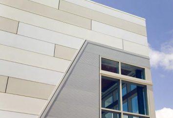 façade ventilée – quel est-il? Façade ventilée de granit