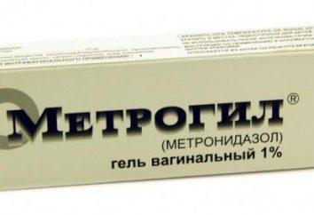 """Opis leku """"Metrogil"""". Analogi, ich porównanie i opis"""