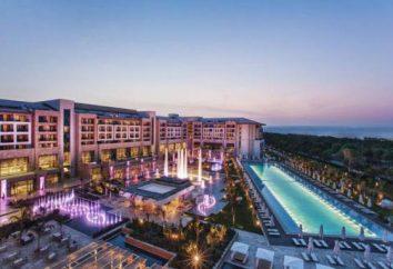 Regnum Carya Golf & Spa Resort, Turquia, Belek: comentários de turistas