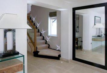 Specchio di fronte alla porta di casa – è possibile riagganciare o no?
