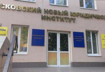 Moskwa Instytut Prawa: Lista, oceny, wydziałów i opinie studentów. First Law Institute Moskwa