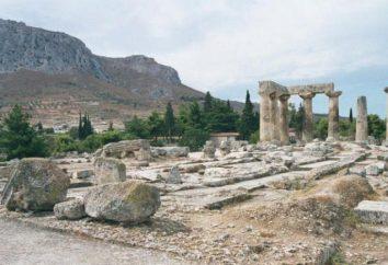 Jogos Ístmicos na Grécia antiga: os mitos e a história real
