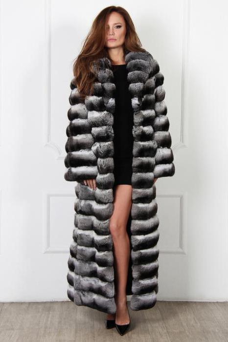 promo code ffc05 17d7c Come giustifica l'acquisto di cappotti di pelliccia cincillà