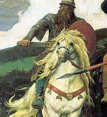 Schwert Kladenets – magische Waffe Helden