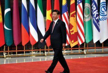 Polityka zagraniczna Chin. Podstawowe zasady stosunków międzynarodowych