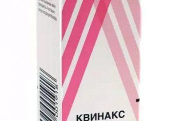 """Lek """"Kvinaks"""" (krople do oczu) opinie, cena, przewodnik, struktura"""