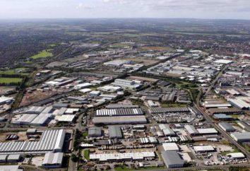 Parchi industriali – un territorio per accogliere la nuova produzione. Creare, gestire e servizio