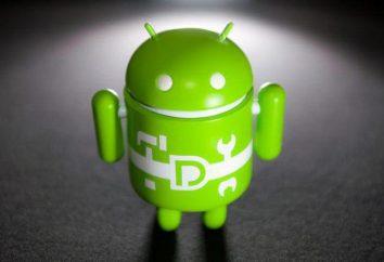 """Czyszczenie """"Android"""" ze szczątków i plików śmieci"""