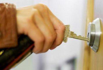 Serrure de porte pour porte métallique: types, la description, la sélection