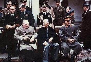 Etablissement des relations diplomatiques américano-soviétiques: caractéristiques, l'histoire et les conséquences