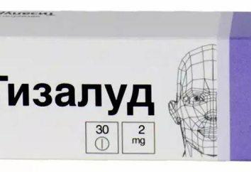 """Il farmaco """"Tizalud"""": recensioni di medici, istruzioni per l'uso"""