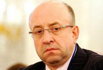 Vladimir Pligin: biografía, fotos y datos interesantes