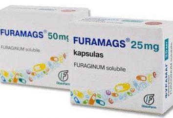 """""""FURAMAG"""" – análogos. Tabletas """"furadonin"""": precio de orientación"""