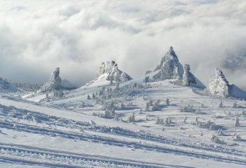 Zielona góra (Sheregesh): opis, szczególnie rozrywka