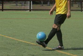 Cómo meter la pelota en el pie – consejos prácticos