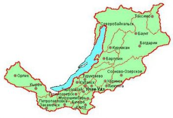 Ulan-Ude – la capitale de la Bouriatie. villes Bouriatie