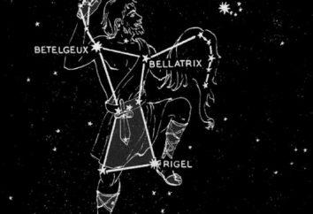 Rigel – stella, colpendo il potere e la bellezza