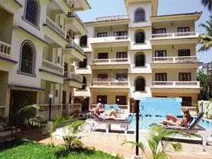 Hotel Colonia de Braganza Resort 2 * (Indie, Goa): opis, zdjęcia, opinie