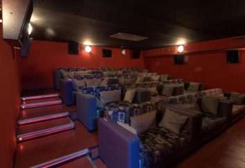 Wybierz kino z kanapy w Moskwie