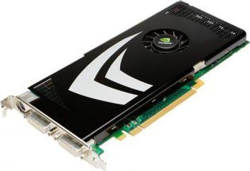 Karta graficzna NVidia GeForce 9800 GT: charakterystyka oraz testy w grach i opinie