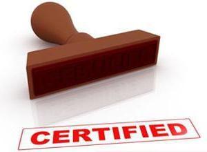 Organismes de certification: exigences pour leur création, fonctions et accréditation