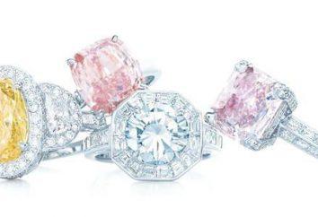 """Ring von """"Tiffany"""": Beschreibung und Fotos"""
