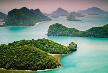 Golfe de Thaïlande. L'importance de la région dans l'économie mondiale