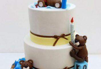 """""""Mimimishki"""" – tort dla dzieci"""