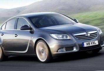 """""""Opel Insignia"""": la storia e la descrizione del modello"""