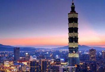 capitale di Taiwan: il mondo antico, oggi sparsi per le strade