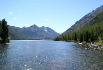 Altai, Multinsky See: Bericht der Reise