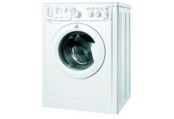 Waschmaschine Indesit IWSC 5105: Beschreibung, Daten, Berichte