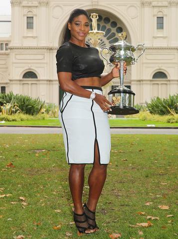 Serena Williams Gewicht