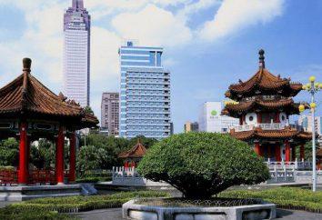 Exotique Taiwan. Qu'est-ce qu'un pays?
