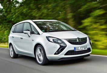 """Minivan """"Opel Zafira"""": le specifiche, design e prezzo"""