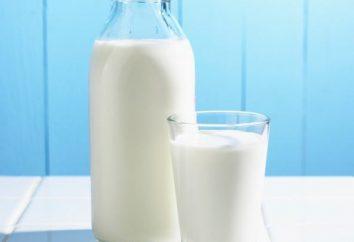 Latte: tipi di latte e prodotti lattiero-caseari, la produzione e lo stoccaggio