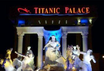 Hotel Titanic Palace AquaPark & Spa 5 *: descrizione e recensioni